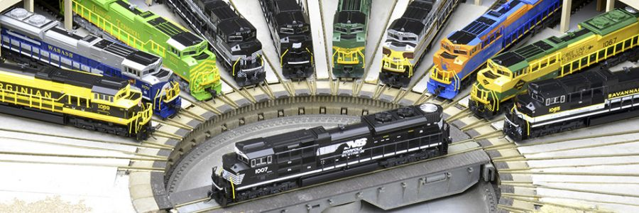 N Scale Locomotives, Includes Brass Diesels; Kato UP FEF3 and GS4; InterMountain SP Cab Forward–Fully Updated May 8, 2018
