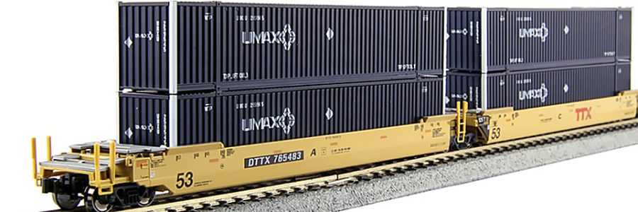 N Scale Freight Cars–August 10, 2020