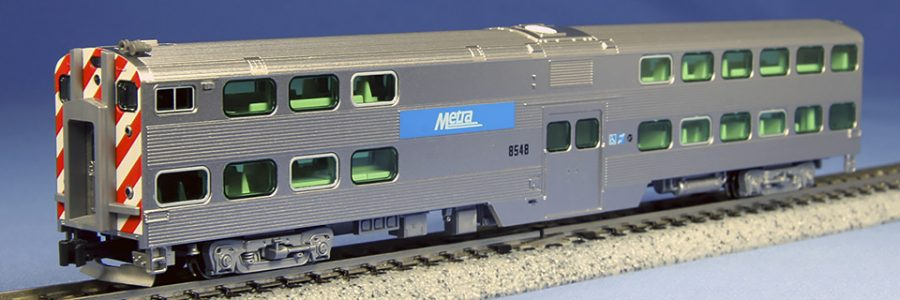 N Scale Passenger Cars–Updated April 9, 2019