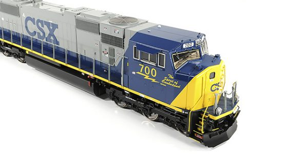 O Scale Locomotives